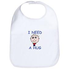 I Need a Hug Bib