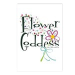 Flower Goddess Postcards (Package of 8)