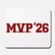 Utley MVP Mousepad
