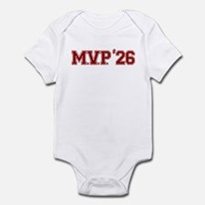 Utley MVP Infant Bodysuit