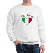 Bambino Heart Sweatshirt