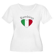Bambino Heart T-Shirt