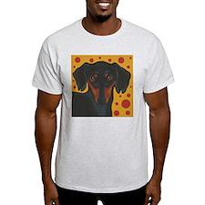 Chocolate Chip Dachshund T-Shirt