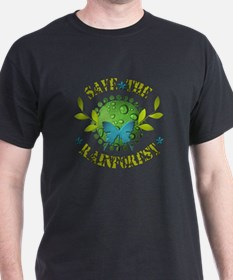 Save the Rainforest 3 T-Shirt
