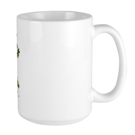 Breathe for Peace - Large Mug