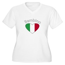 Bambino Heart 2 T-Shirt