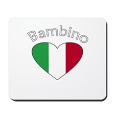 Bambino Heart 2 Mousepad
