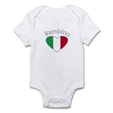 Bambino Heart 2 Infant Bodysuit