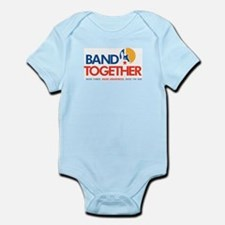 Band Together logo Onesie