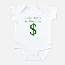 Daddy's Tax Deduction Infant Bodysuit