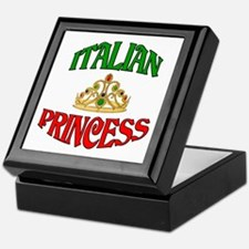 Italian Princess Keepsake Box