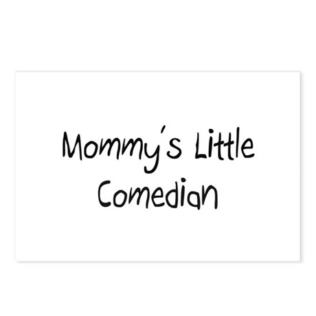 Mommy's Little Comedian Postcards (Package of 8)