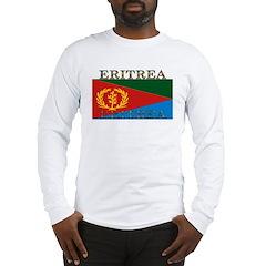 Eritrea Long Sleeve T-Shirt