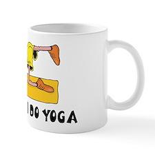 Trust Me I Do Yoga Mug