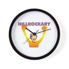 Hillrockary Wall Clock