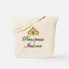 Principessa Italiana (Italian Princess) Tote Bag