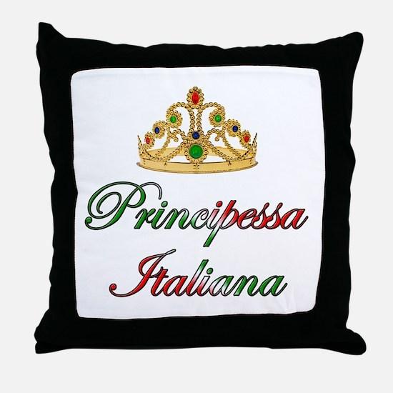 Principessa Italiana (Italian Princess) Throw Pill