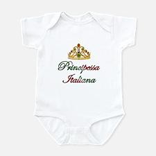 Principessa Italiana (Italian Princess) Onesie