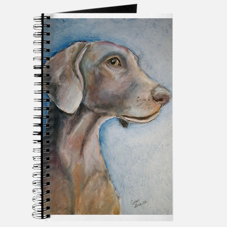 """Greta"" a Weimaraner Journal"
