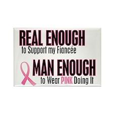 Real Enough Man Enough 1 (Fiancée) Rectangle Magne