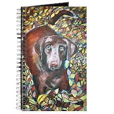 """Emmit"" a Labrador Retriever Journal"