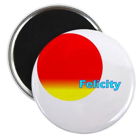 "Felicity 2.25"" Magnet (100 pack)"