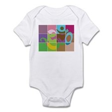 Om Symbol Infant Bodysuit