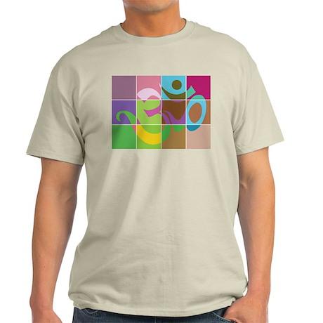 Om Symbol Light T-Shirt