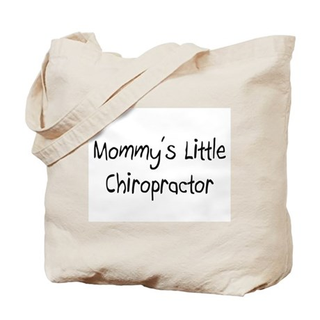 Mommy's Little Chiropractor Tote Bag