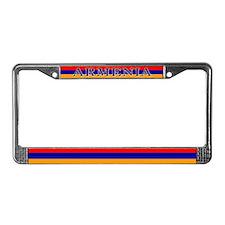 Armenia Armenian Flag License Plate Frame