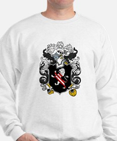 Holmes Family Crest Sweater