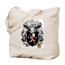Holmes Family Crest Tote Bag