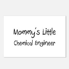 Mommy's Little Chemical Engineer Postcards (Packag