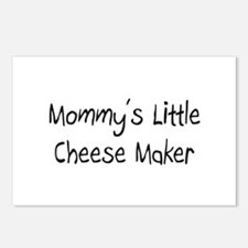 Mommy's Little Cheese Maker Postcards (Package of