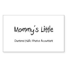 Mommy's Little Chartered Public Finance Accountant