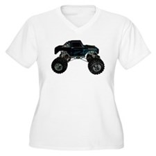 Monster Truck - Sideways T-Shirt