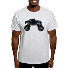 Monster Truck - Sideways T-Shirt