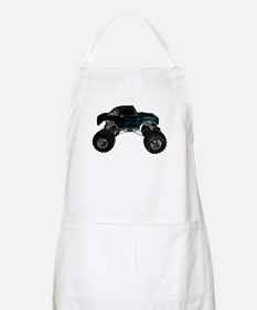Monster Truck - Sideways BBQ Apron