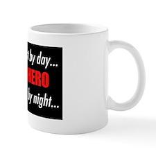 Superhero Nephrologist Small Mug