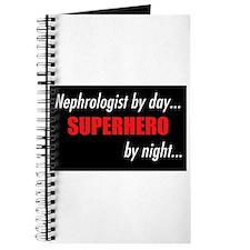 Superhero Nephrologist Journal