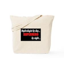 Superhero Nephrologist Tote Bag