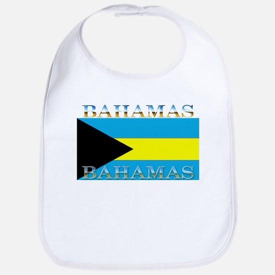 Bahamas Bahama Flag Bib
