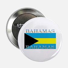 Bahamas Bahama Flag Button