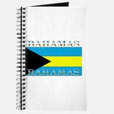 Bahamas Bahama Flag Journal