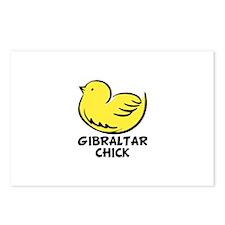 Gibraltar Postcards (Package of 8)