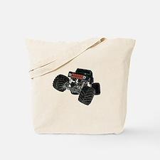 Monster Crawler Tote Bag