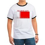 Bahrain Bahraini Flag Ringer T
