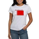 Bahrain Bahraini Flag Women's T-Shirt