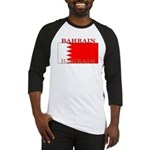 Bahrain Bahraini Flag Baseball Jersey