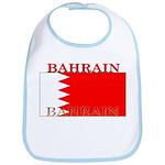 Bahrain Bahraini Flag Bib